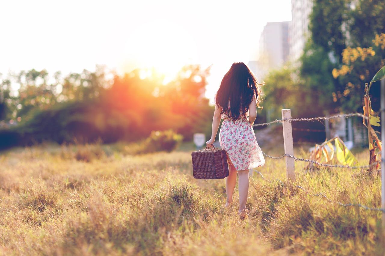 Il coraggio di andare (anche quando vorresti restare)